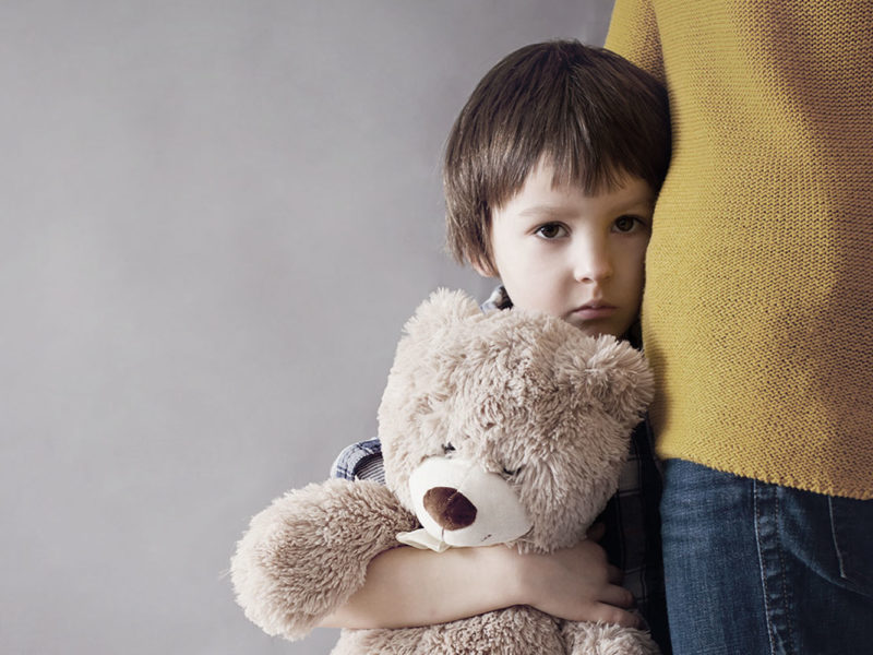 Children hearings in the Family Court