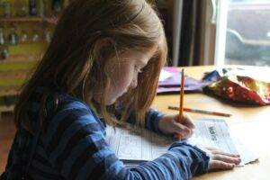 Young child Prepare for a Section 7 Report