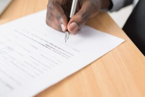 Formatting an effective Position Statement