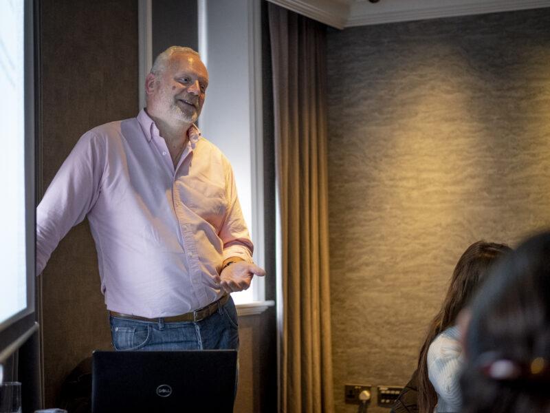 Simon Walland of Simon Walland Family Law